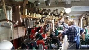 Resa till Husqvarna Fabriksmuseum